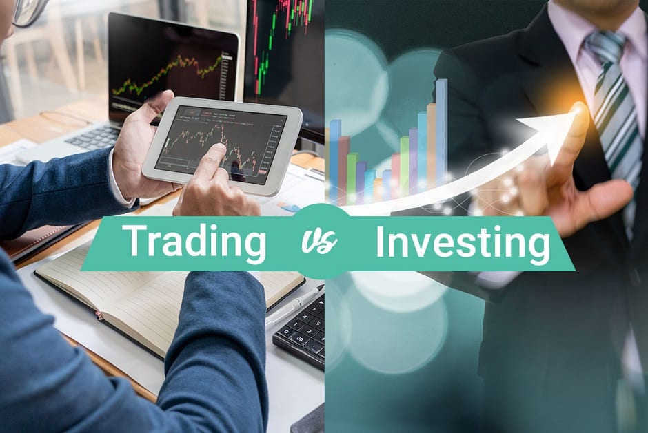 trading vs investing what is better