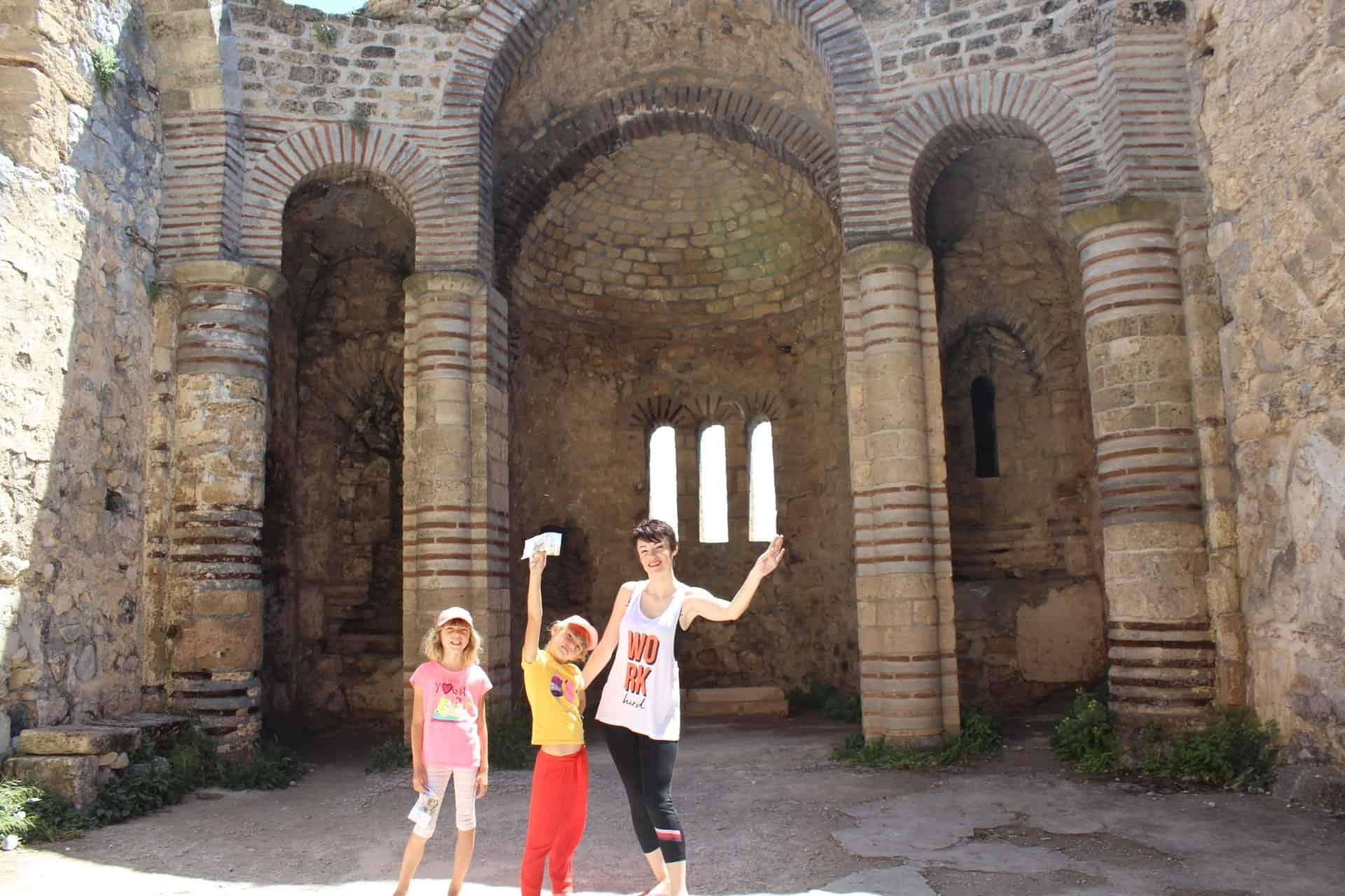 church hilarion castle