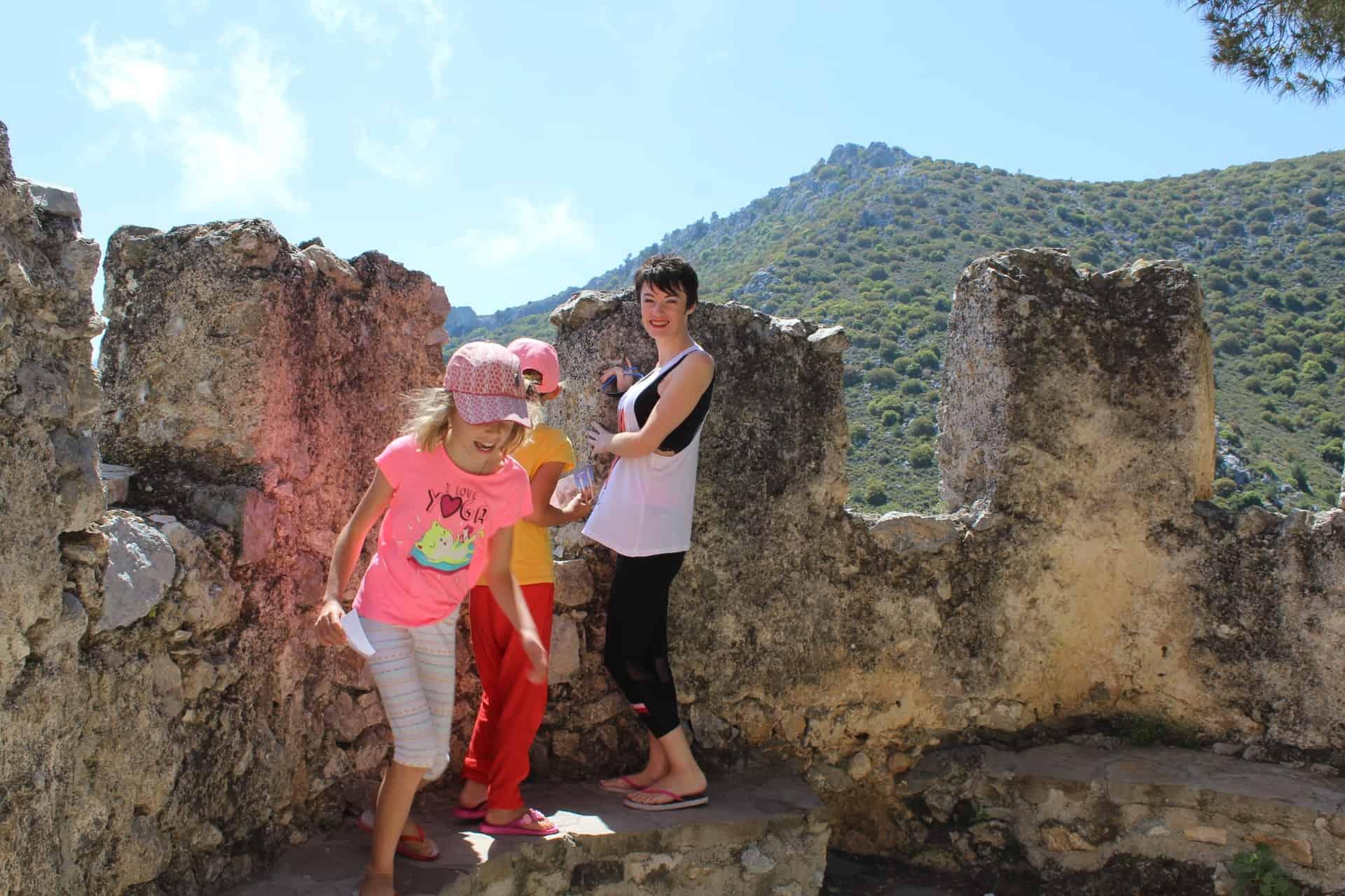 castles cyprus