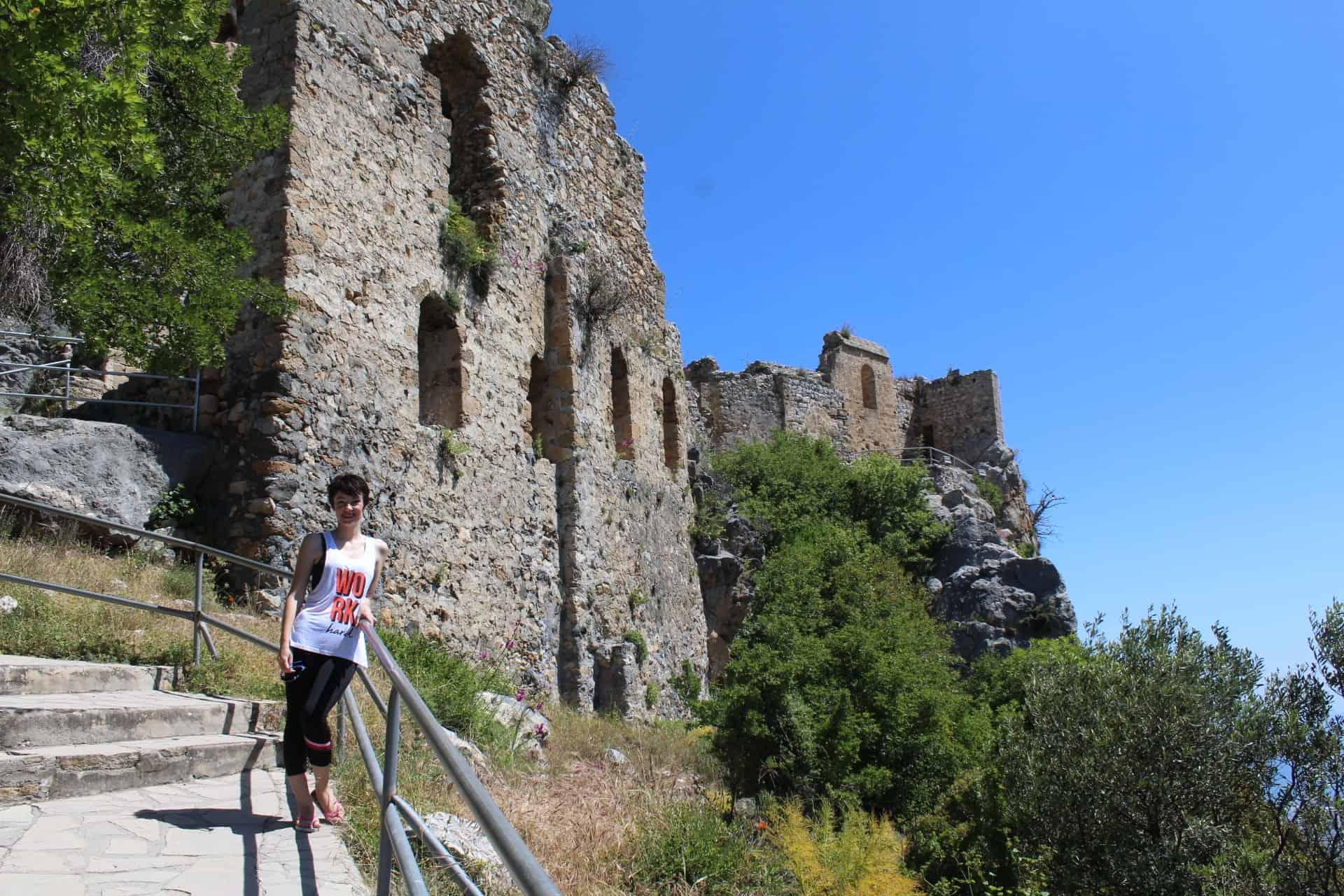 saint hilarion castle inna rosputnia