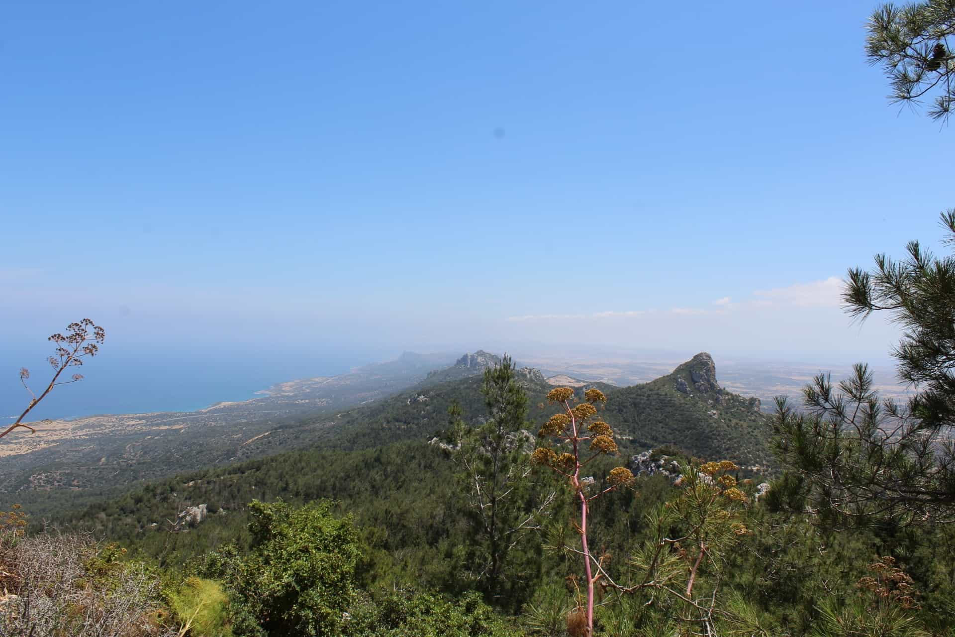 kantara castle view