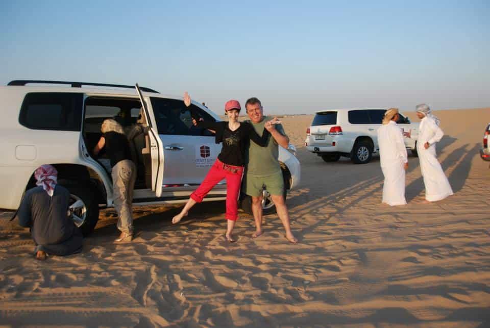 Inna Rosputnia Dubai
