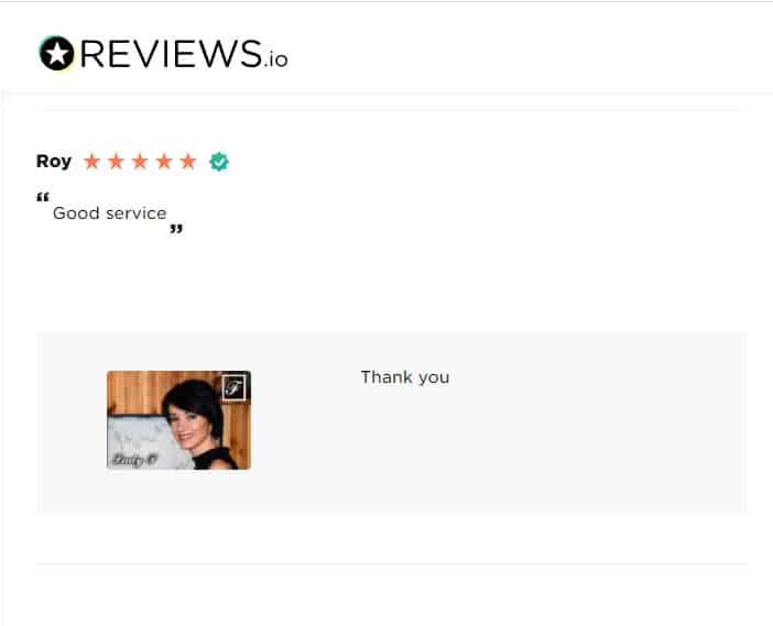 Inna Rosputnia managed accounts reviews and success stories