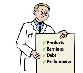 evaluating stocks