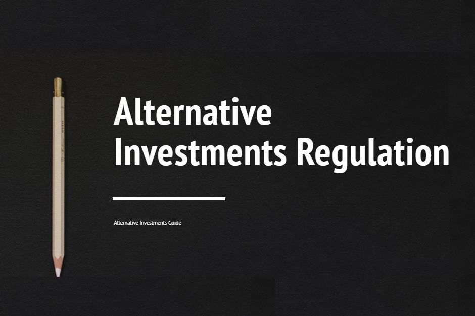 who regulates alternative investment funds