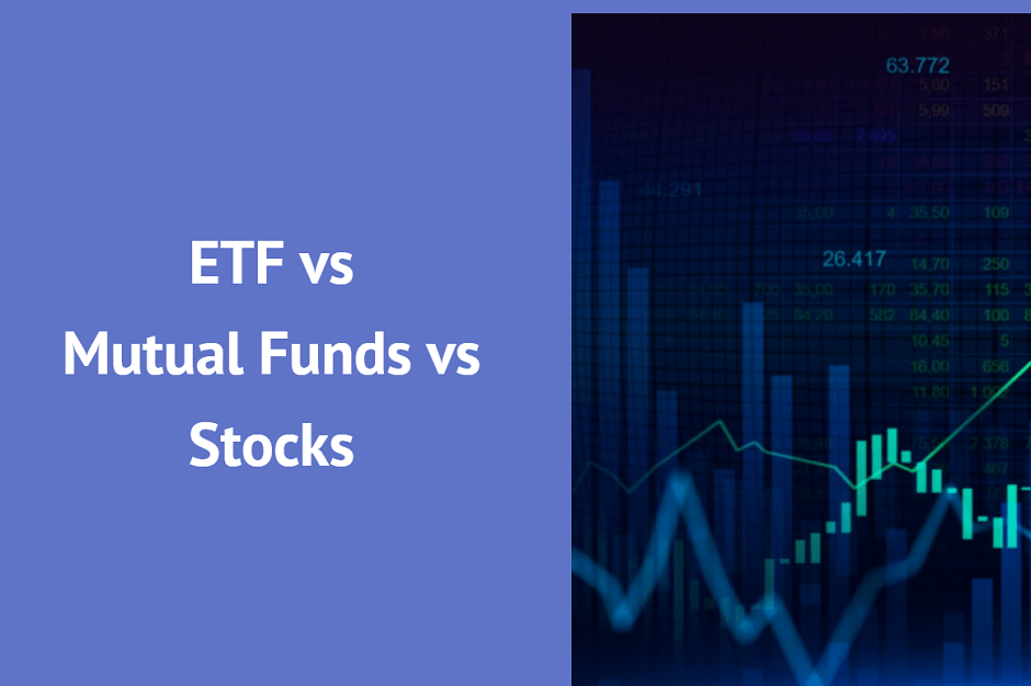 difference between etf mutual funds and stocks