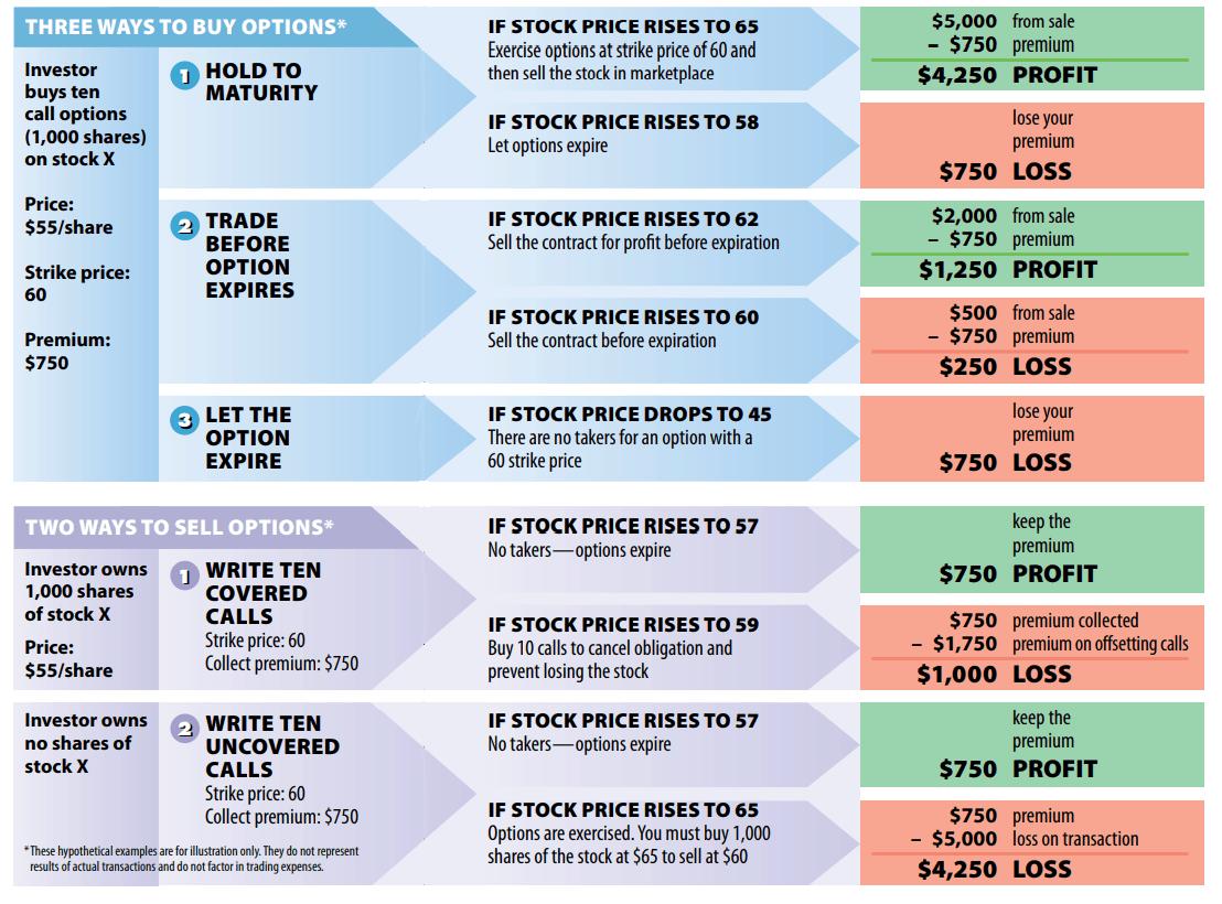 options trading guide for beginners basics
